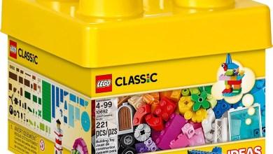 Foto de Criançada | Vale dar uma dica de um balde de peças de Lego? (Atualizado)