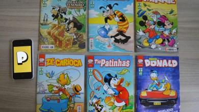 Foto de Prévia | Mensais dos Quadrinhos Disney Setembro/2015 + Especial Bruxas!