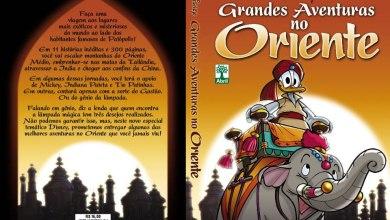 Photo of Breve nas Bancas | Grandes Aventuras no Oriente & Grandes Histórias de Halloween! (HQs Disney)