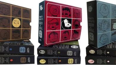 Photo of Americanas | Coleção Peanuts Completo (6 Volumes) em oferta!