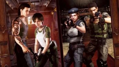 Foto de Junta tudo! Resident Evil Origins Collection em janeiro de 2016!