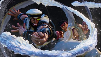 Photo of (Mais um) Rashid é o segundo personagem inédito de Street Fighter V!