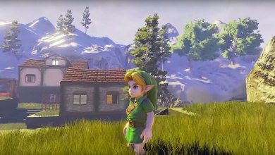 Foto de The Legend of Zelda e seus encontros com a Unreal Engine 4!