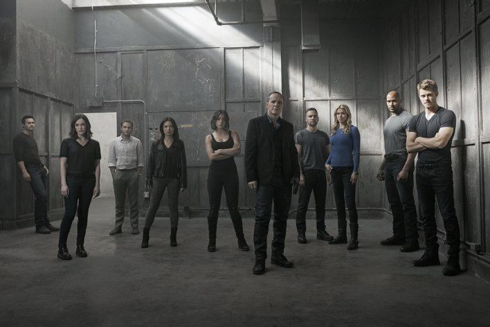 Cast Agents of Shield Season 3