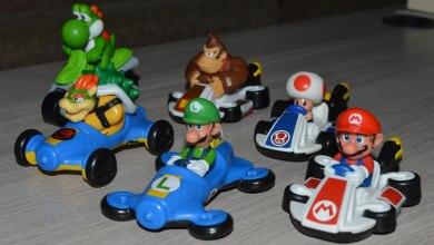 Photo of McDonald's | Você já foi buscar seu McLanche Feliz do Mario Kart?