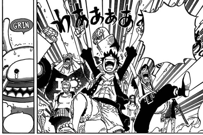 One Piece 804 d