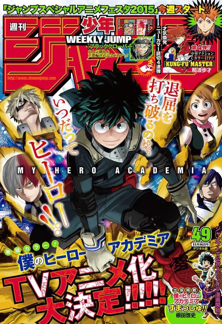 Boku no Hero Academia 65