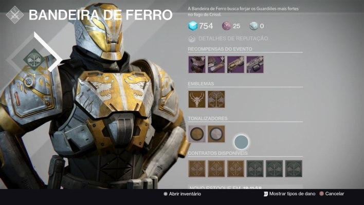 Destiny TTK - Bandeira de Ferro 07