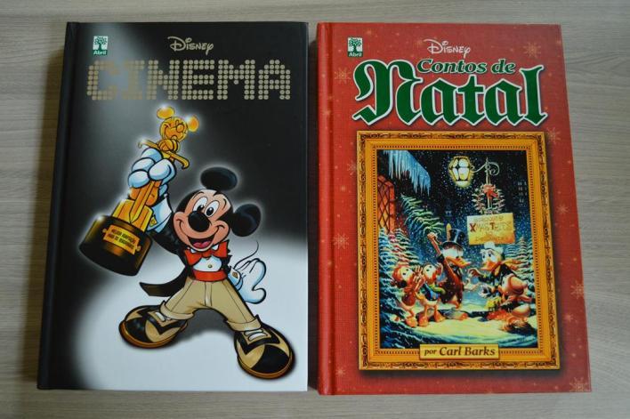 Disney Capa Dura 001