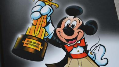 Photo of Capa Dura | Disney Cinema, 390 páginas e 8 incríveis HQS!