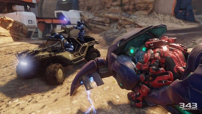 Halo 5 Guardians Zona de Guerra 002