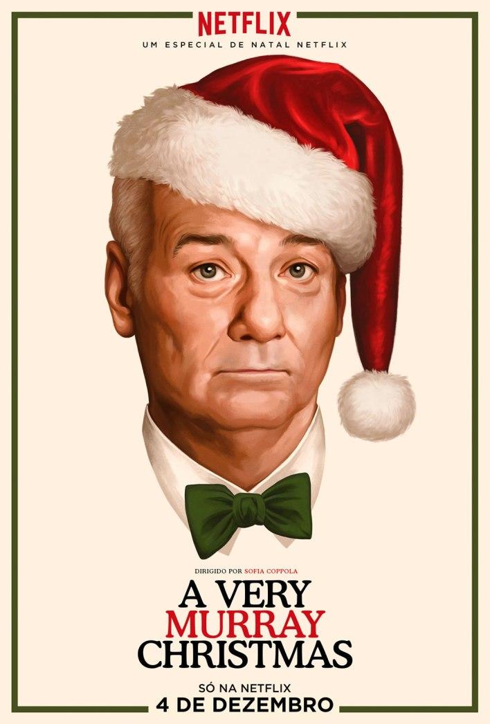 NETFLIX Key Art - Murray Christmas