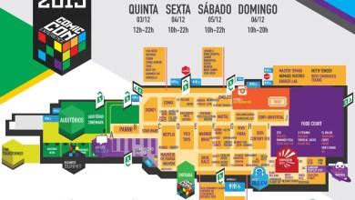 Photo of Recado | Comic Con Experience 2015 começa amanhã! (Quem vai?)