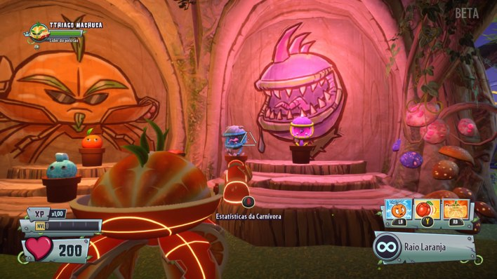 Plants vs. Zombies Garden Warfare 2 - Beta do Multiplayer (2)