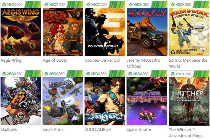 Retrocompatibilidade Janeiro 2016 Xbox One