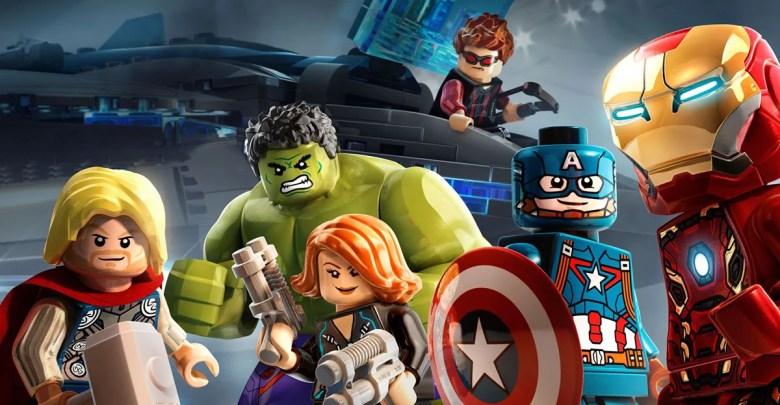 Lego Marvel S Vingadores O Playground Agora E No Universo Marvel