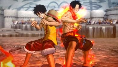 Photo of One Piece Burning Blood | Toneladas de imagens da Guerra de Marinford!
