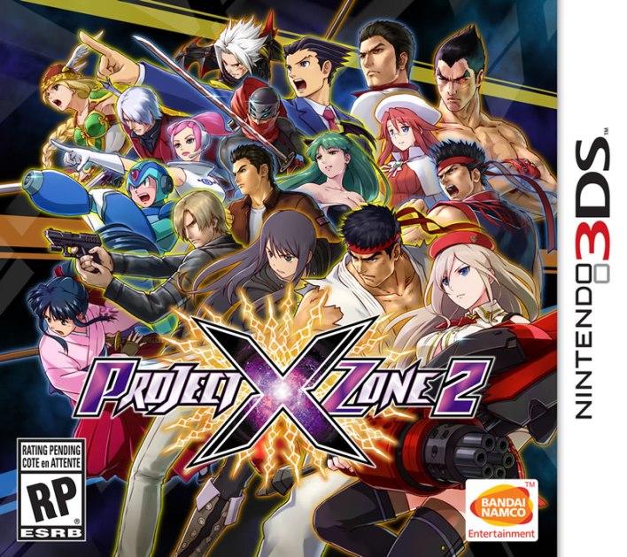 Project X Zone 2 Boxart