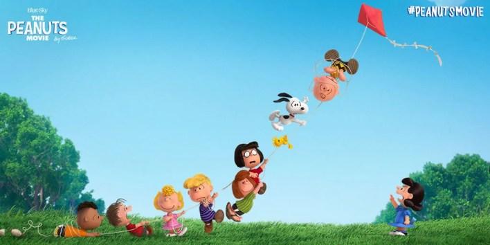 Snoopy e Charlie Brown Peanuts O Filme - 003