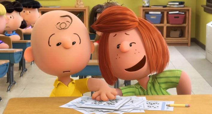 Snoopy e Charlie Brown Peanuts O Filme - 005