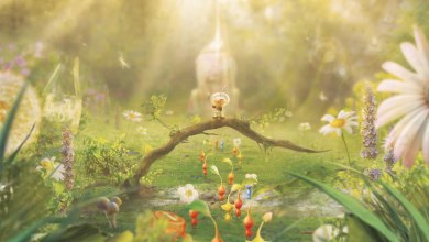Photo of Wallpaper | Pikmin (Arte de Orioto)