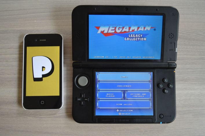 3DS Mega Man Legacy Collection