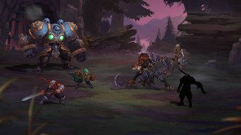 Battle Chasers Nightwar 01