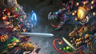 Photo of Indie Game | Battle Chasers Nightwar de Joe Madureira e nostalgia dos clássicos RPGs!