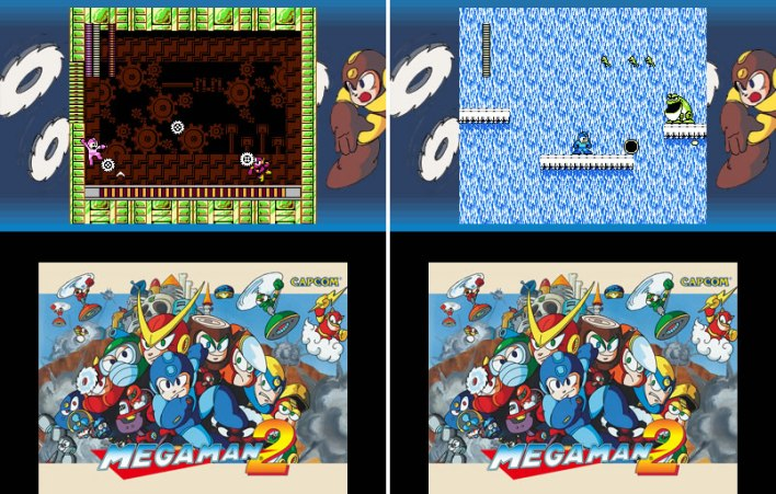 Mega Man Legacy Collection 002