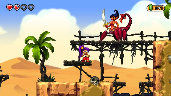 Shantae and the Pirate's Curse (6)