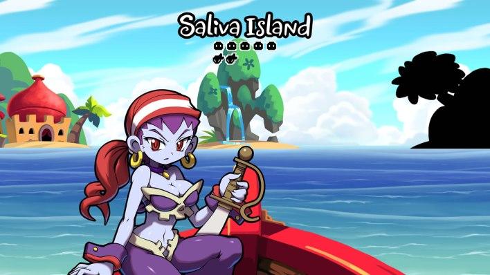 Shantae and the Pirate's Curse (8)