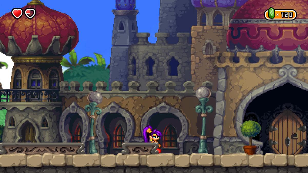 Shantae and the Pirate's Curse (9)