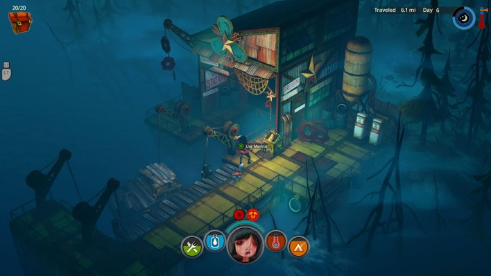 The Flame in the Flood (9)