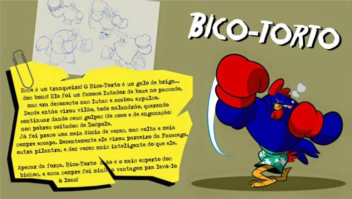 Edgar Alan Corvo - Bico-Torto