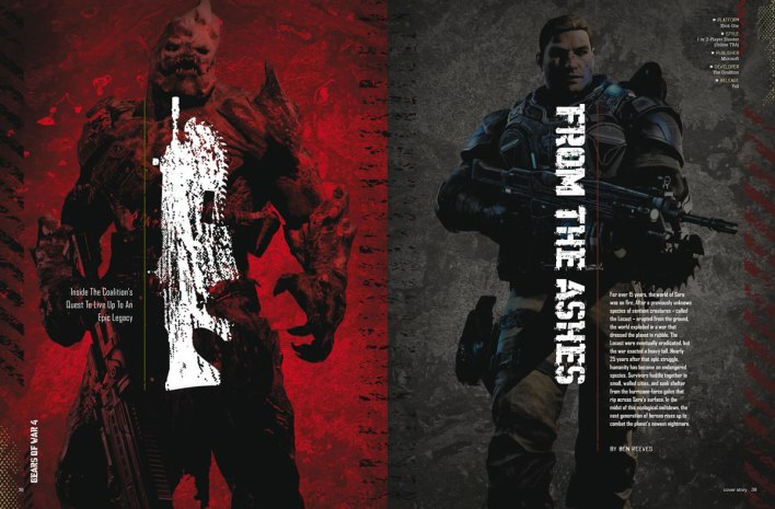 Gears of War 4 Two Sides