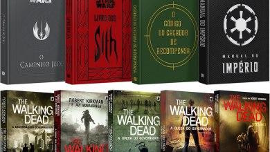 Foto de Oferta | Box de livros com desconto! (The Walking Dead, Star Wars e outros)