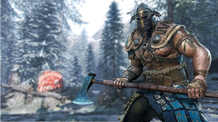 For Honor 007