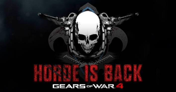 Gears of War 4 Horde Mode
