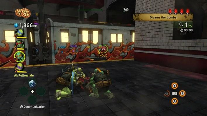 Tartarugas Ninja Mutantes em Manhattan (33)
