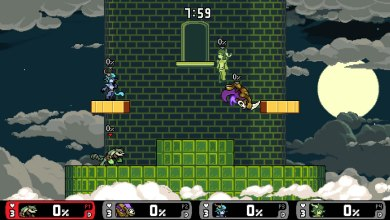 Photo of Rivals of Aether | A fórmula de Smash Bros e a boa PixelArt! (Preview)