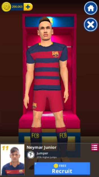 FC Barcelona Ultimate Rush 004