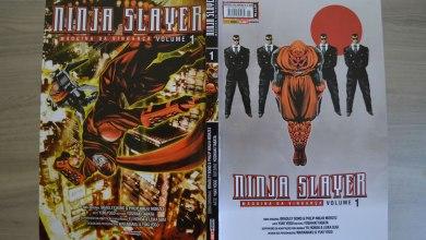 Photo of Ninja Slayer – Vol. 01 | Nunca enfureça um ninja! (Impressões)