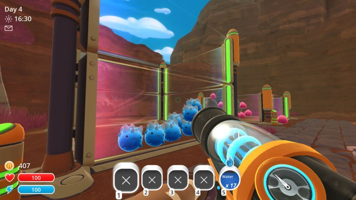 Slime Rancher (Game Preview)