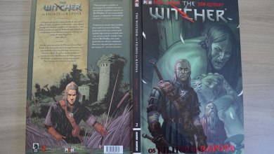 Photo of The Witcher – Os Filhos da Raposa | As aventuras de Geralt nos quadrinhos! (Impressões)