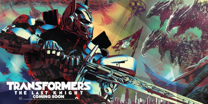Transformers-The-Last-Knight-Banner-Poster