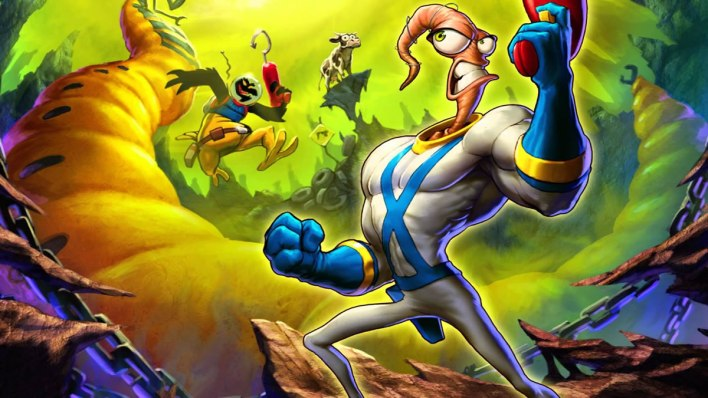 Earthworm-Jim