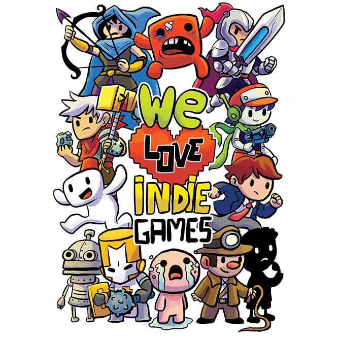 Indie Games Ryot