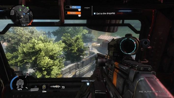 Teste Técnico Público do Multijogador de Titanfall™ 2 (2)