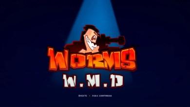 Photo of Worms W.M.D   Minhocas em guerra há 21 anos! (Impressões)