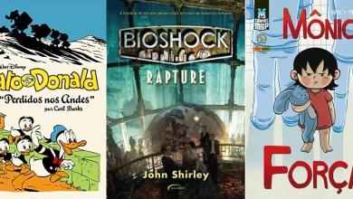 Foto de Amazon BR | Descontos em Disney de Luxo, Graphic MSP e livros baseados em games!